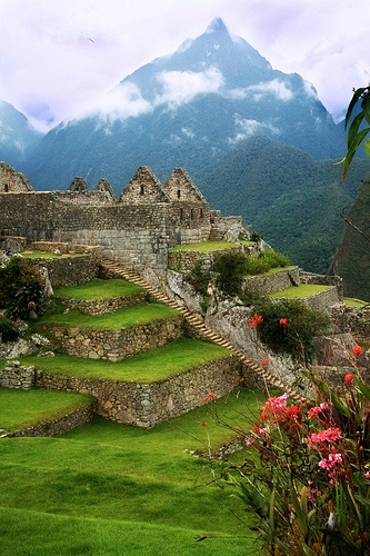 Machu Pichu, Peru pinterest:   waterlilyjewels.tumblr.com